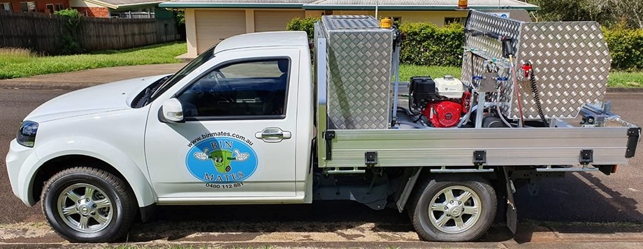 Wheelie Bin Cleaning >> Wheelie Bin Cleaning Atherton Tablelands Bin Mates